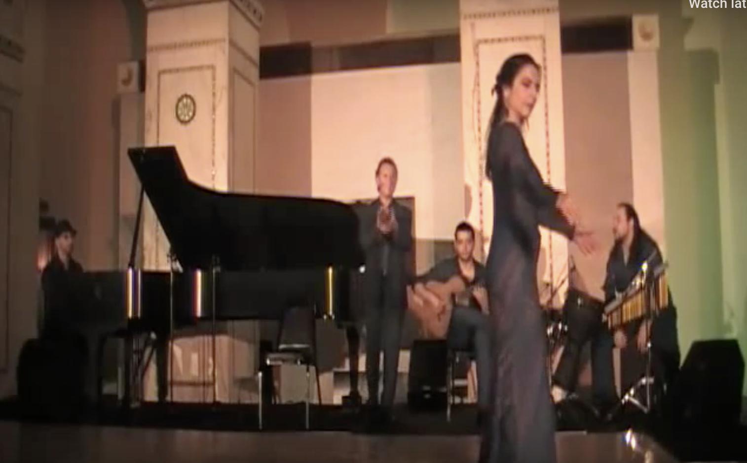 LA Flamenco Festival - Sobremesa