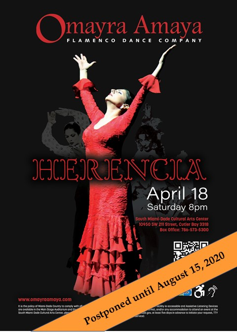 Herencia – A Flamenco Legacy